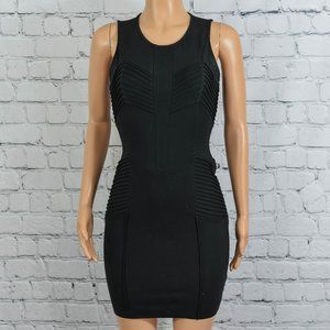 Parker Cece dress in black